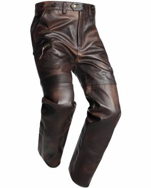 Nohavice Chevalier 6316B-Atle-Leather-Pant