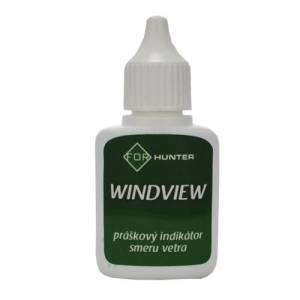 WINDVIEW práškový indikátor