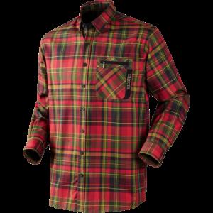 Härkila košeľa newton červená