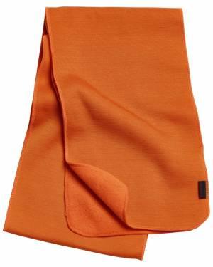 Šál Chevalier Merino Fleece oranžový