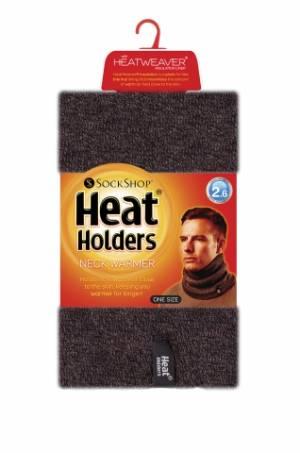 Nákrčník Heat Holders hnedý