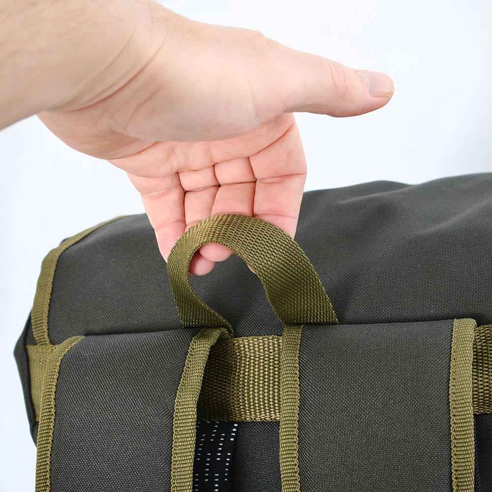 c392aca96d Poľovnícky ruksak Ballpolo Standard 35 L so stoličkou – Poľovníctvo PAĽA