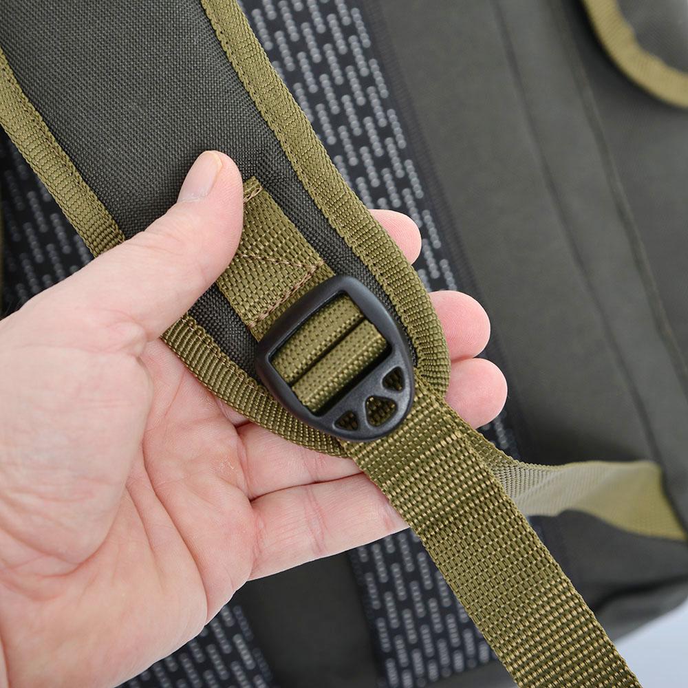 d3cf75d678 Poľovnícky ruksak Ballpolo Standard 35 L so stoličkou VI · Poľovnícky ...
