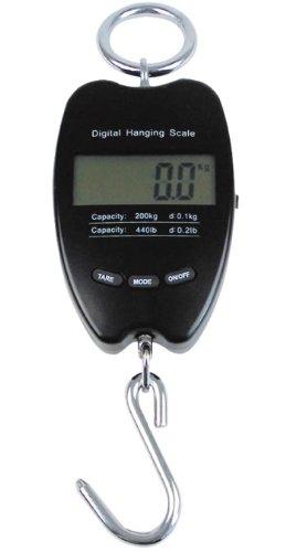Digitálna závesná váha do 200 kg