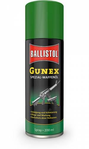 Olej na zbrane Ballistol Gunex