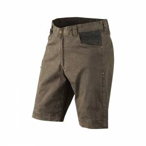seeland-rover-shorts-demitasse-hnedé I
