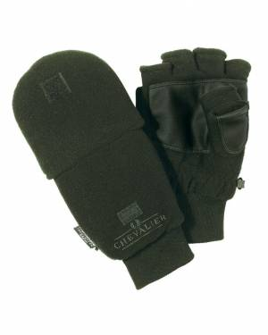Rukavice Chevalier 1156G-Fleece-Glove-w-Hood