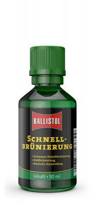 Rýchločiernidlo Ballistol 50 ml