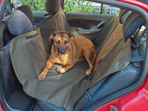 Podložka pre psa do auta Huetter