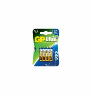 baterie gp-ultra-plus-4x-aaa
