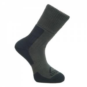 Ponožky Bobr zimné zelené