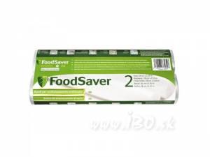 Sada fólií pre vákuové baličky potravín FoodSaver 2x rolka 28cm