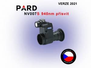 PARD NV007 S 940nm prísvit I